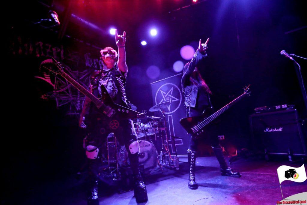 Hanzel und Gretyl 12.11.2017 Backstage München Konzertbericht
