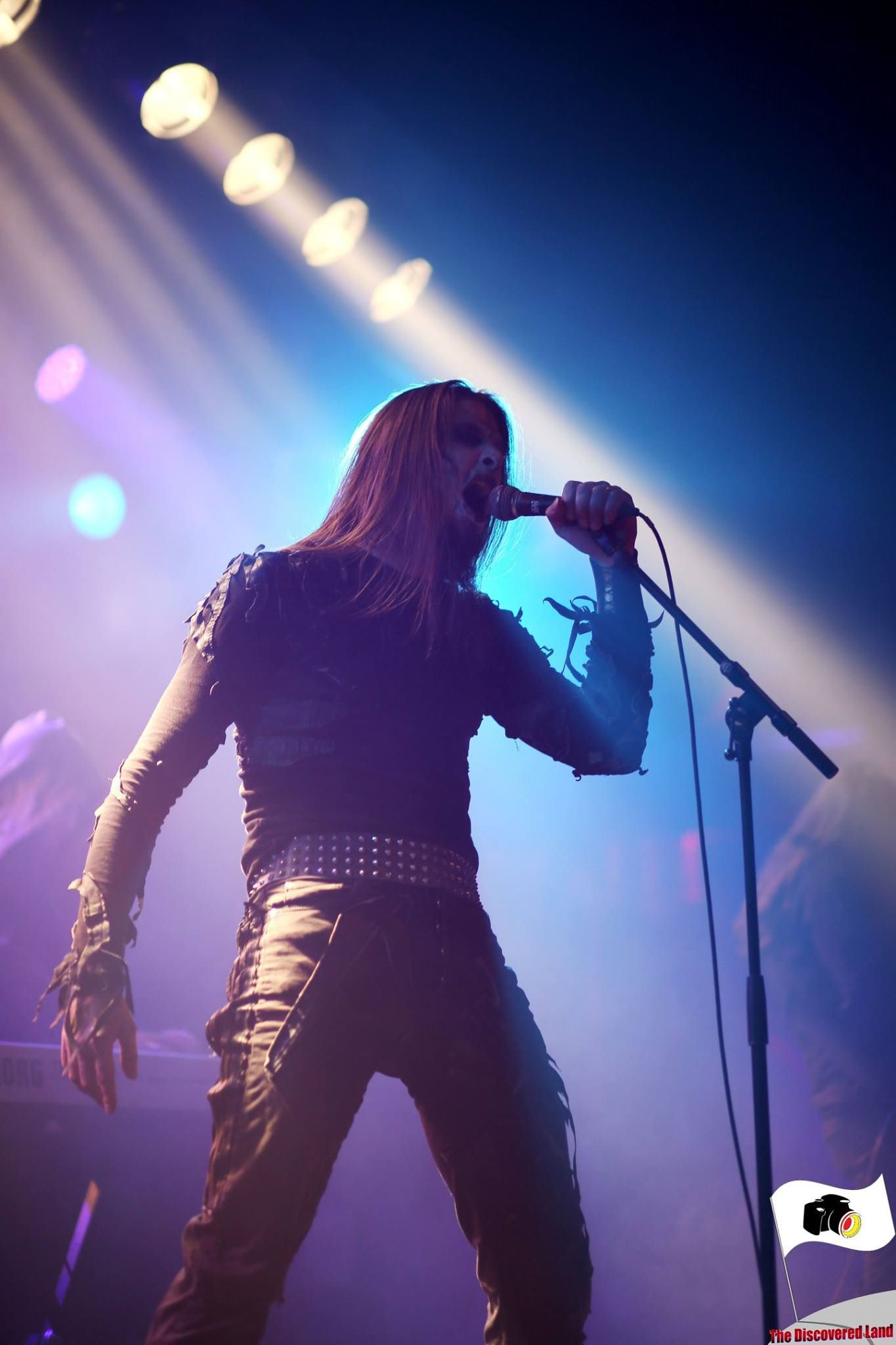Dark Fortress at Dark Easter Metal Meeting 2018