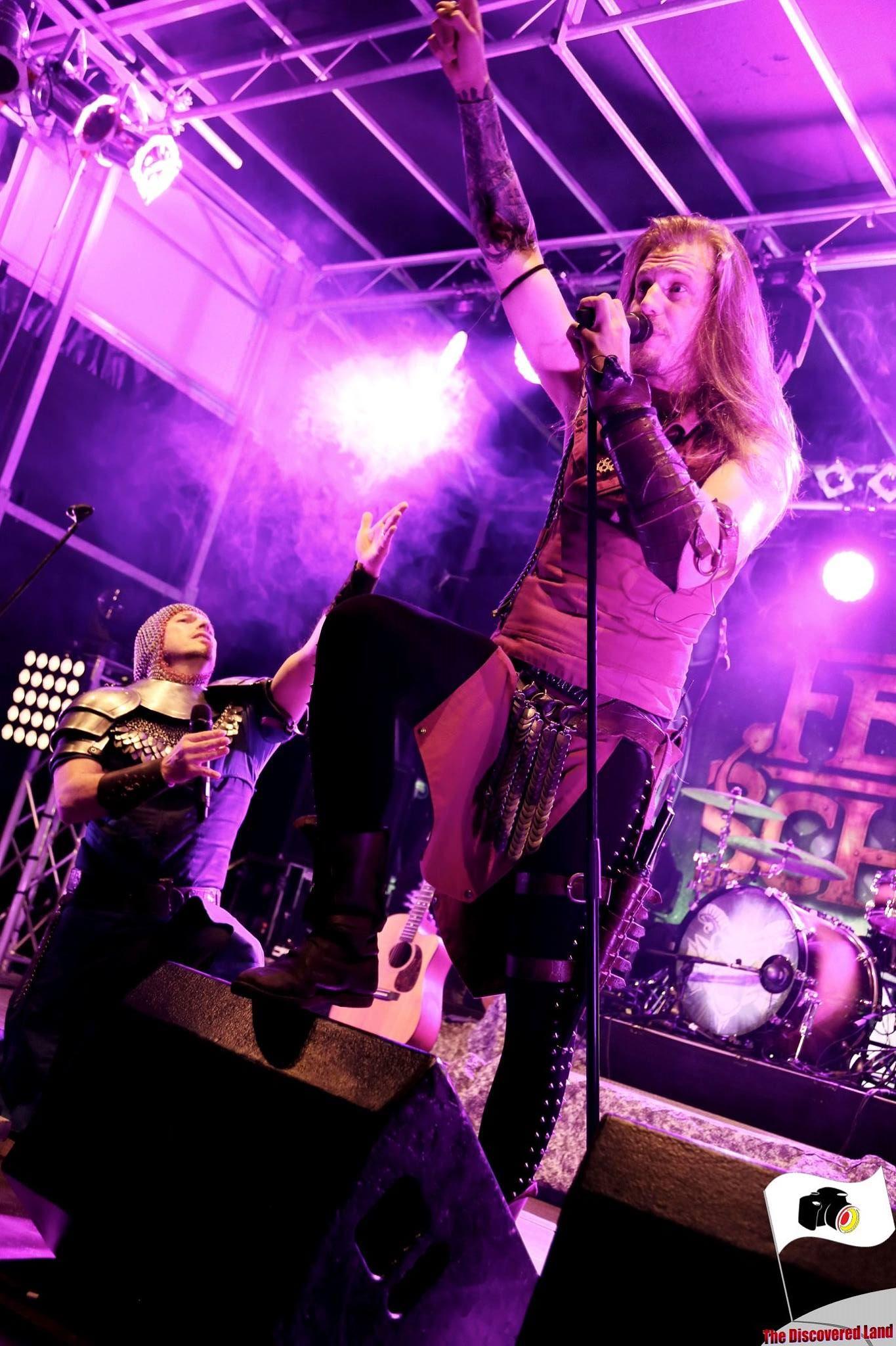 Feuerschwanz Festival Mediaval
