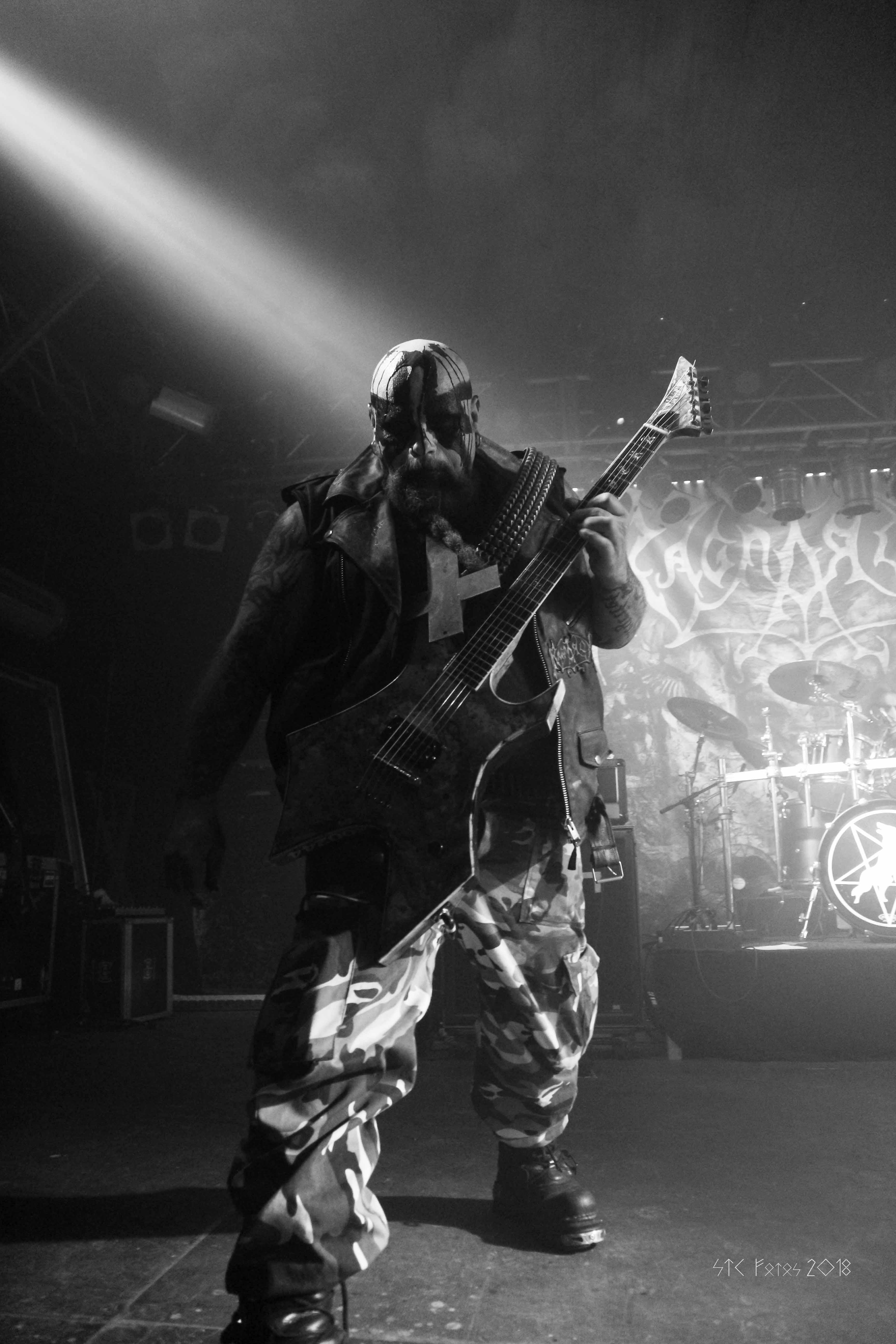 Ragnarok am 16.05.2018 im Backstage München