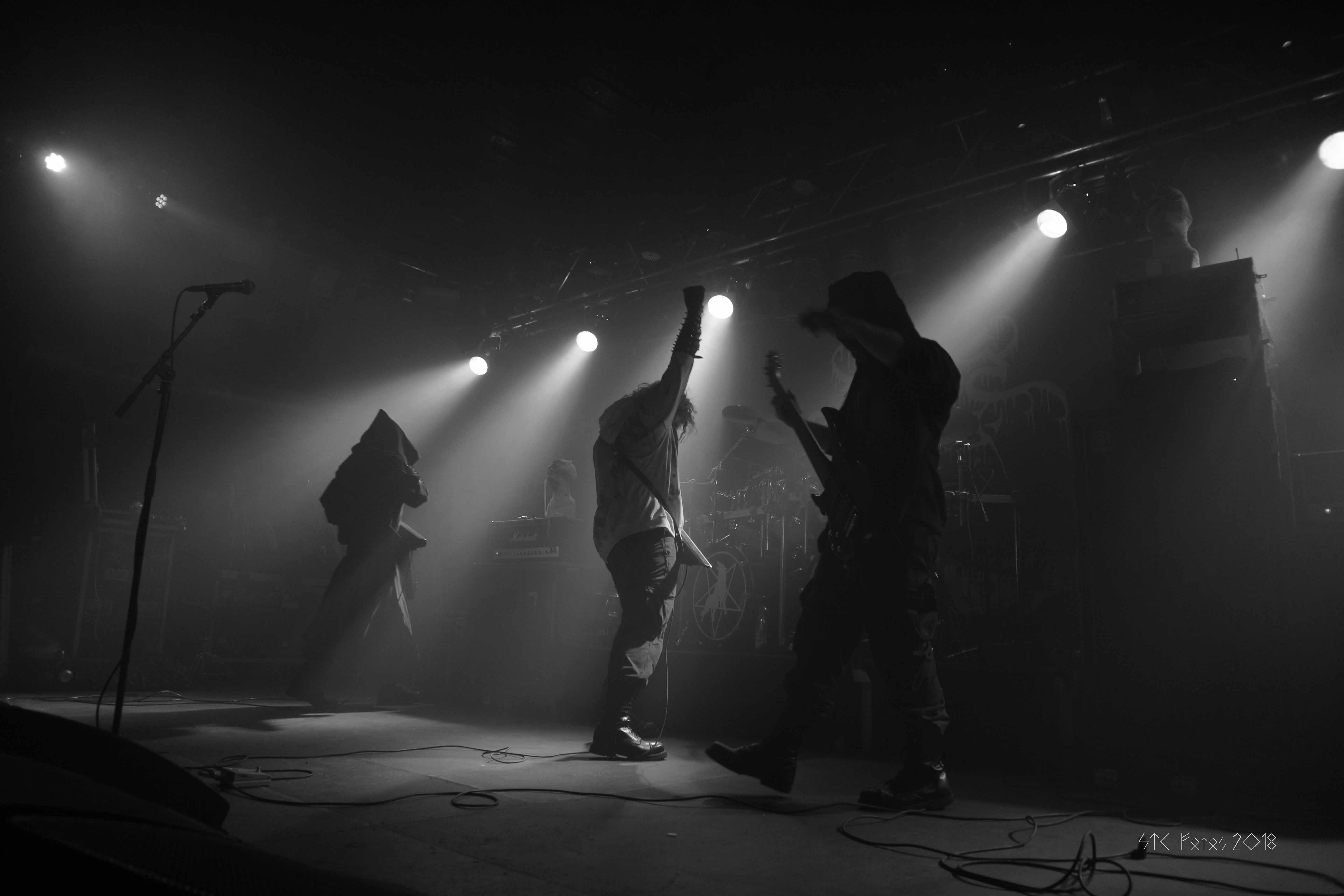 Unlight am 16.05.2018 im Backstage München