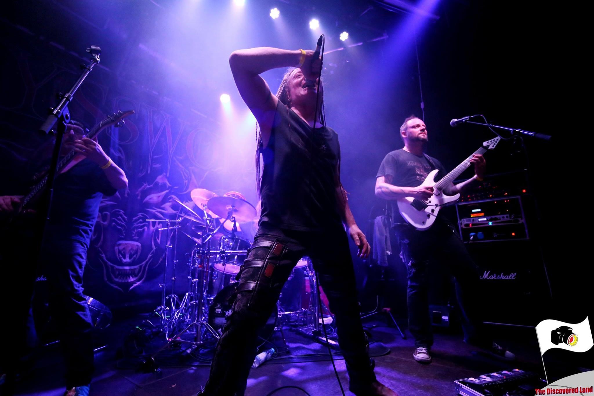 Reysswolf Backstage Munich 2018