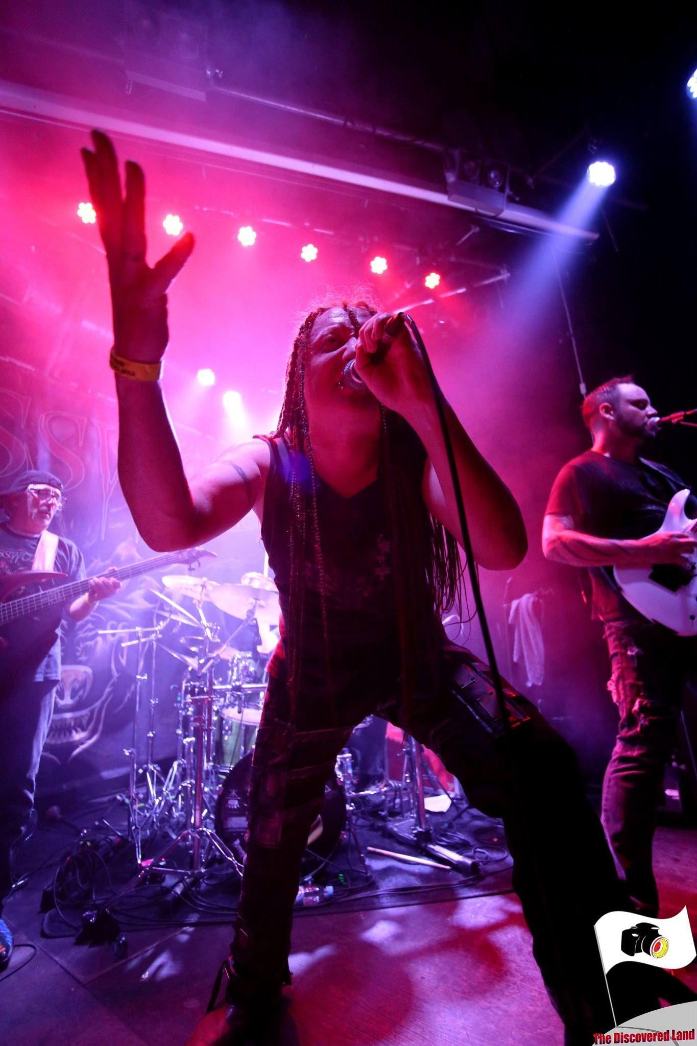 Reysswolf 2018 Backstage Munich
