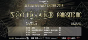 Nothgard Album Release Shows