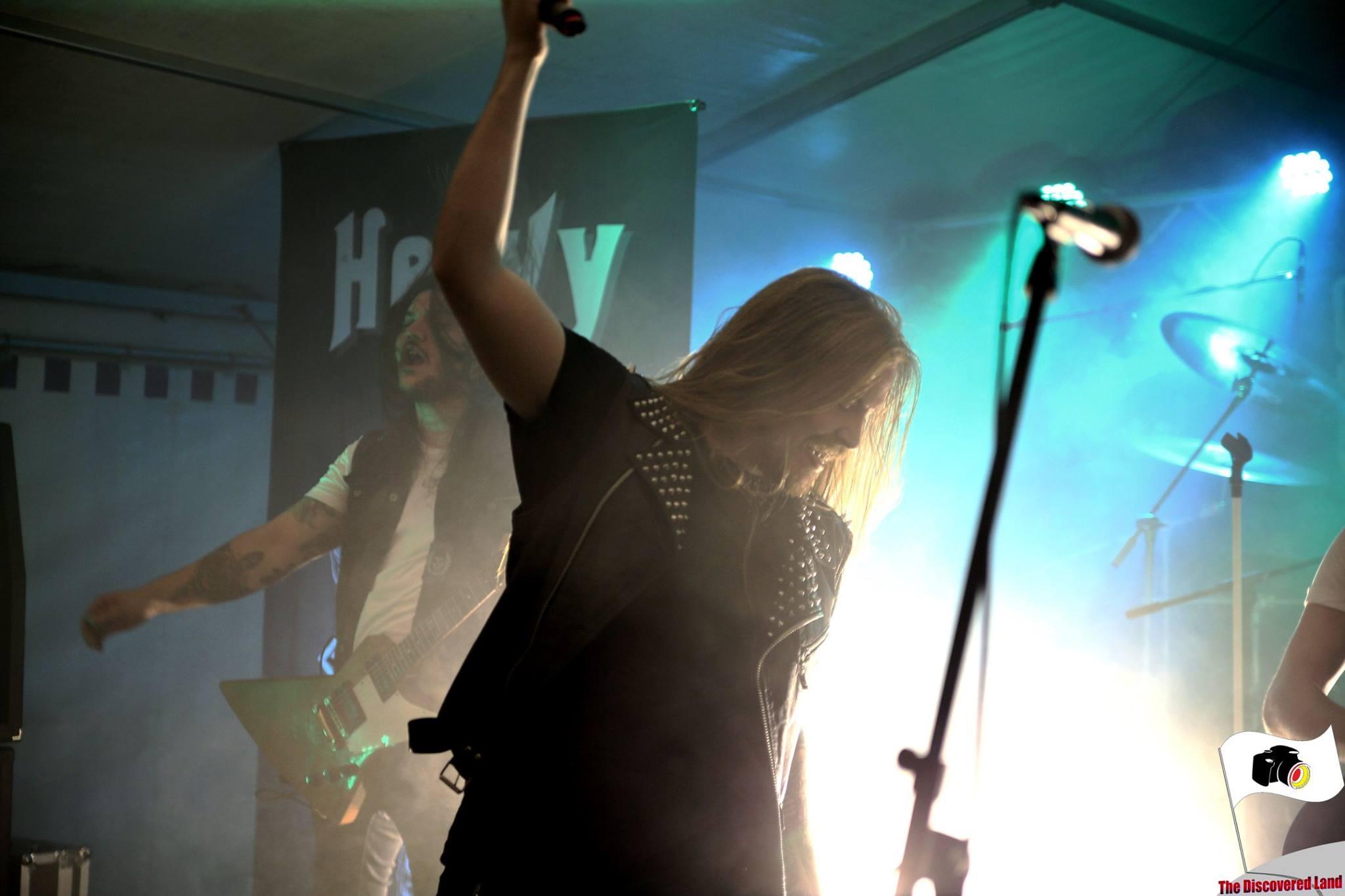 Screamer - Metal im Woid 2018