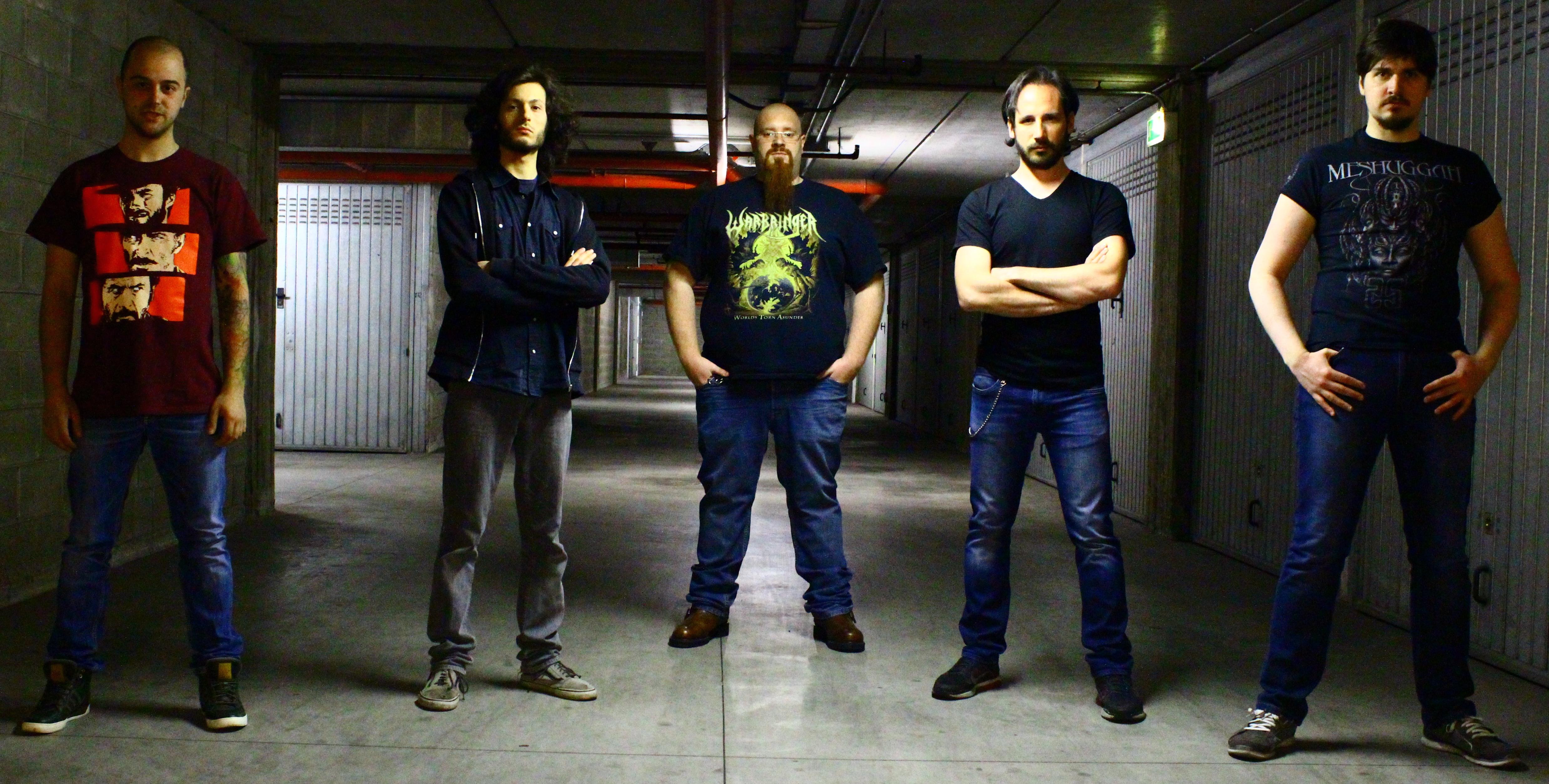 Rawfoil - Thrash- & Speed-Metal aus Italien