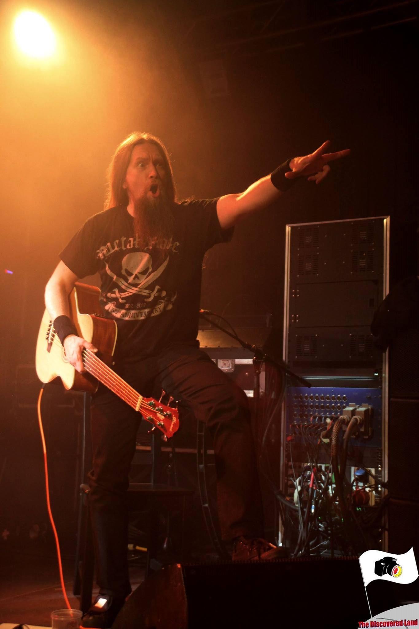 Ensiferum Acoustic München 2018