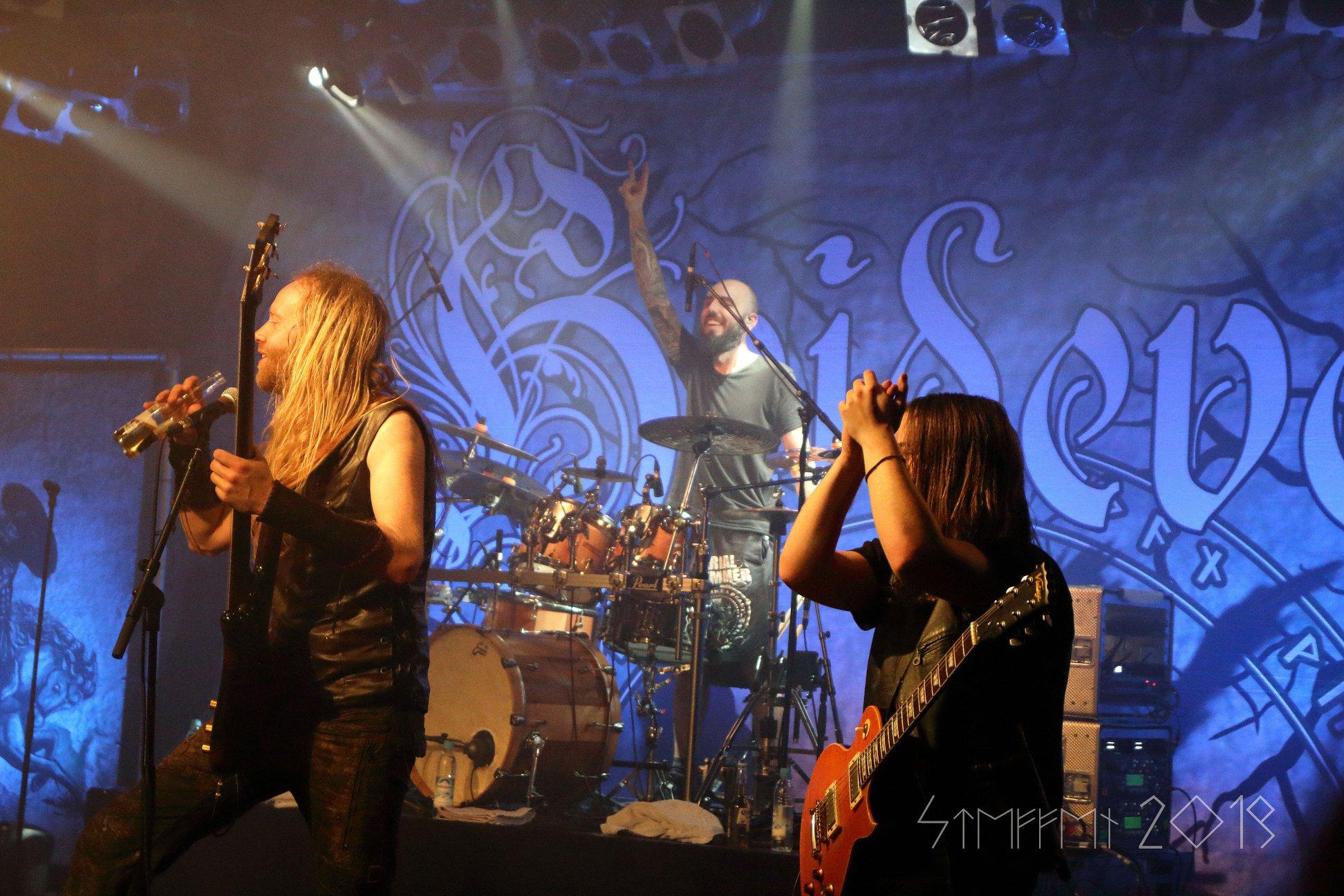 Heidevolk Backstage München