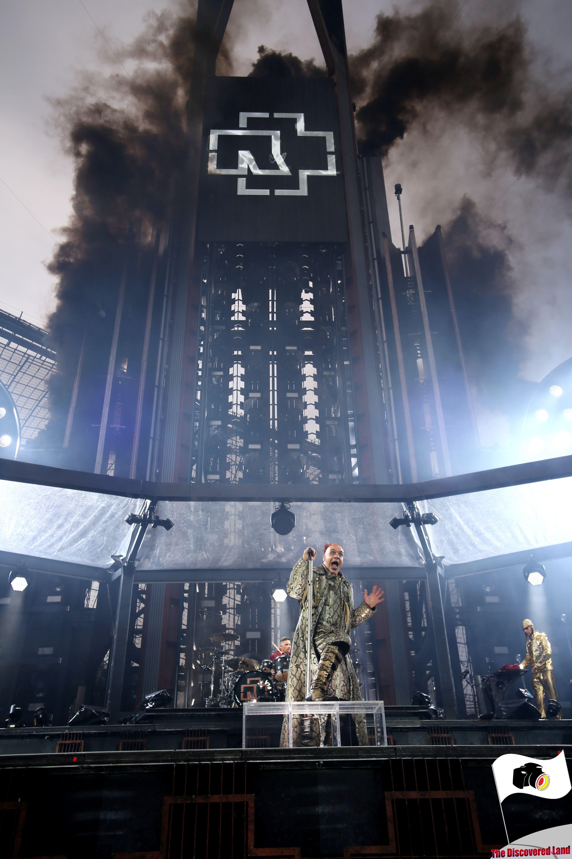 Rammstein 2019 Konzert am Sonntag