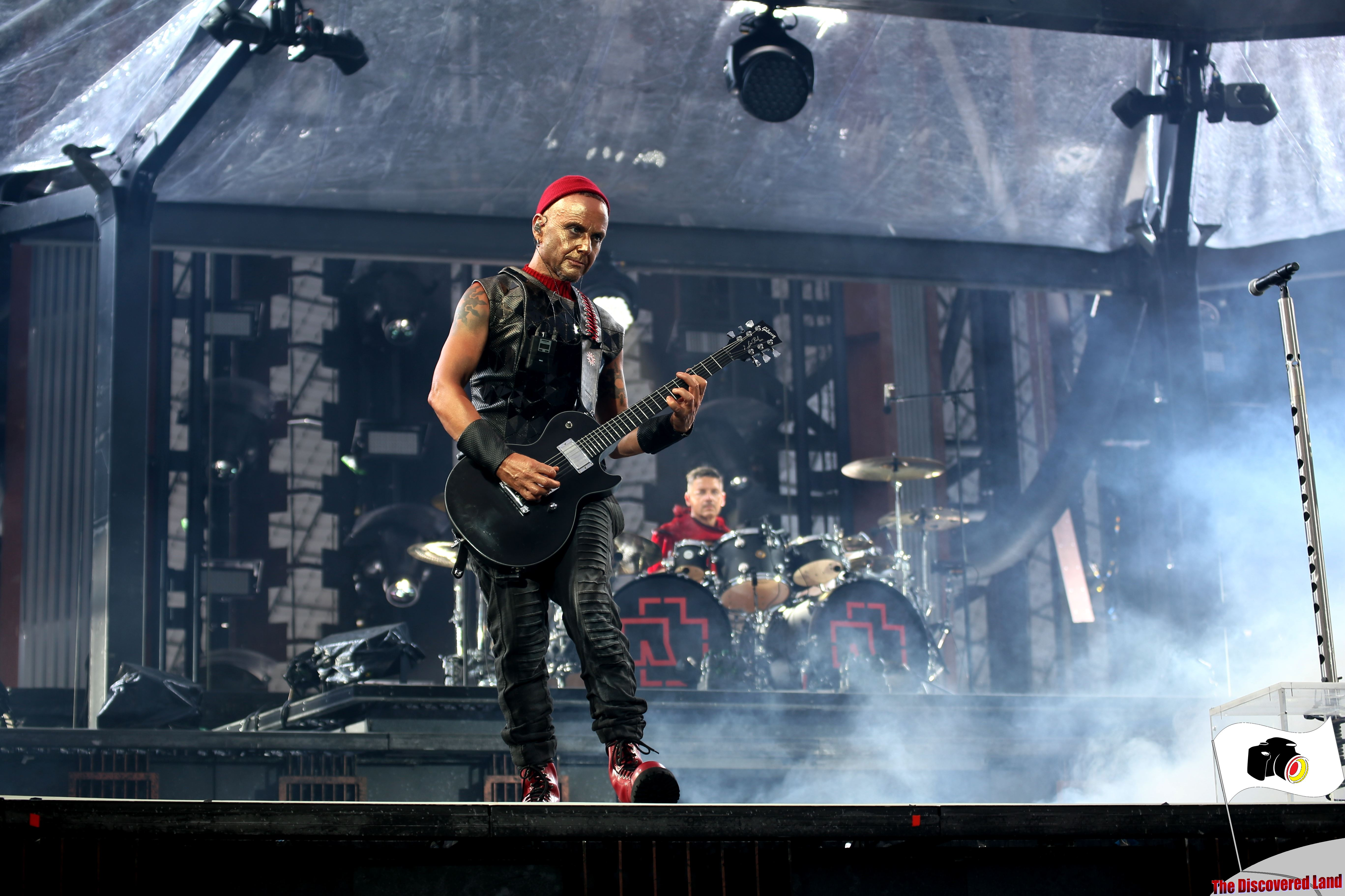 Juni 2019 Rammstein in München