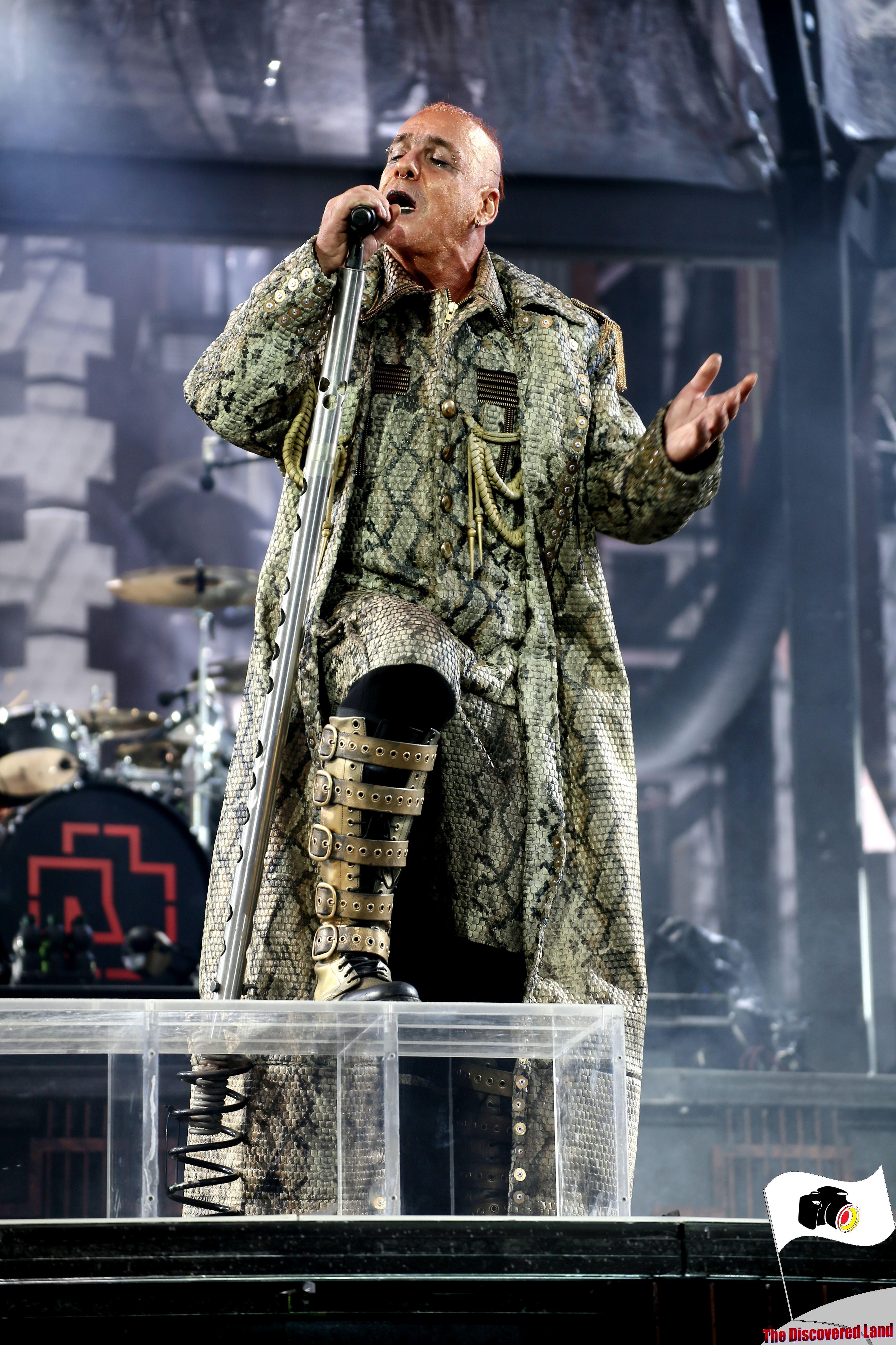 09.06.2019 Rammstein. in München