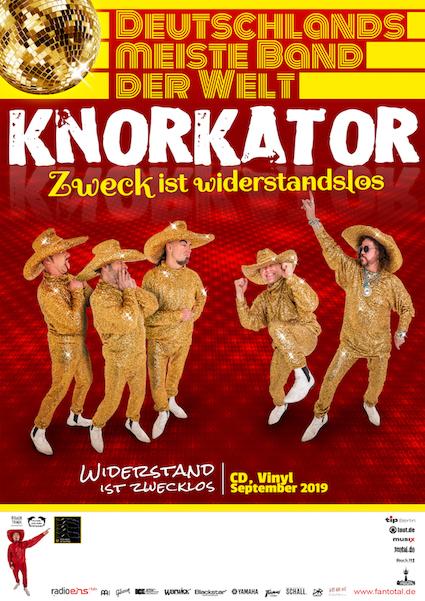 Knorkator Tour 2019