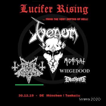 Lucifer Rising Festival 2019 München