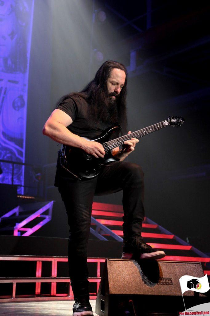 John Petrucci Dream Theater München 2020