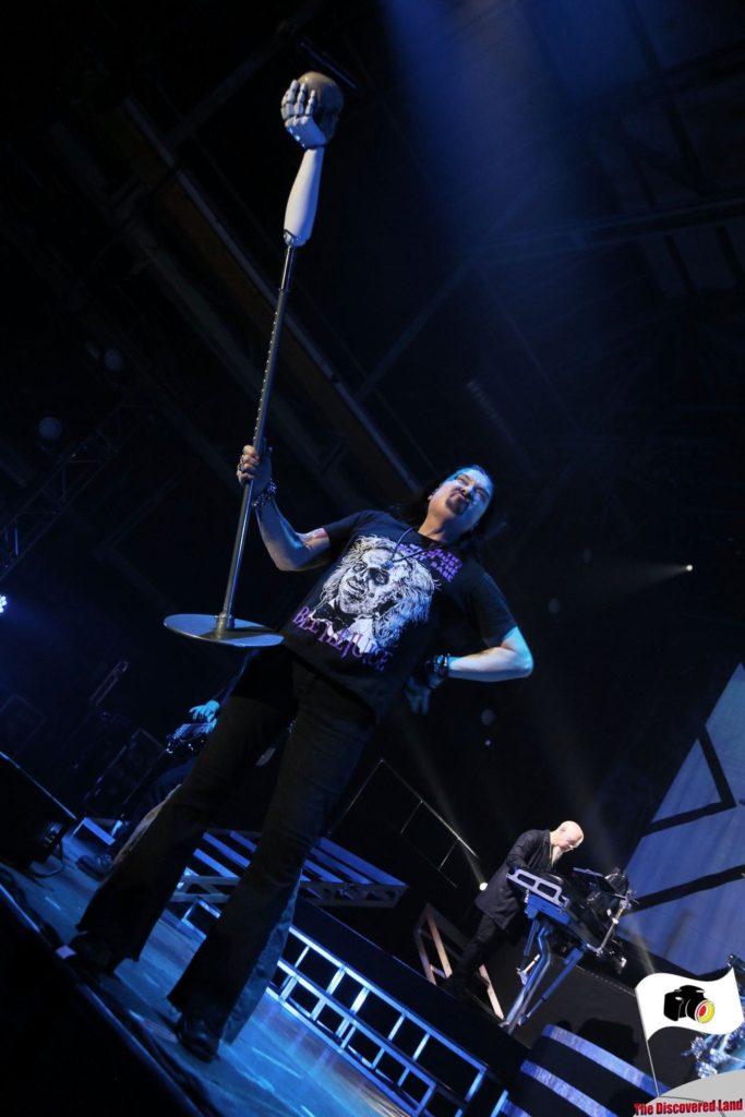 James LaBrie - Dream Theater 2020 München