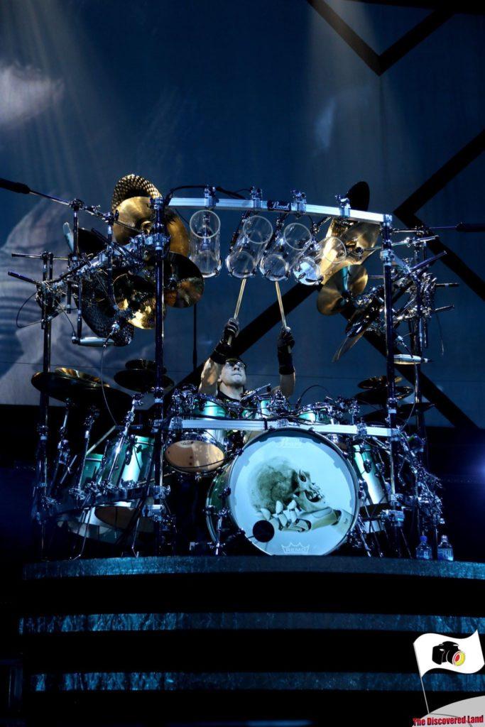 Mike Mangini Dream Theater 2020