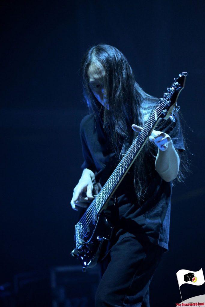 John Myung Dream Theater 2020 München