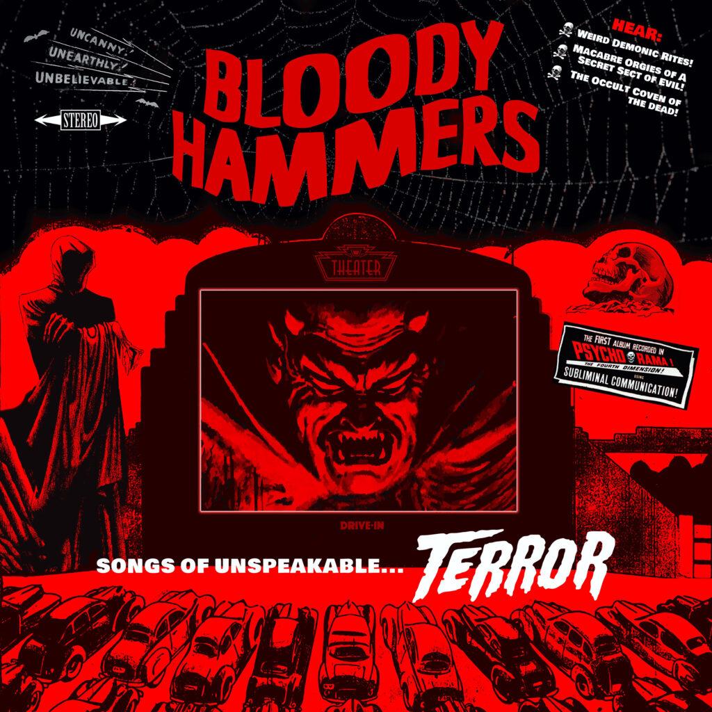 Bloody Hammers Album