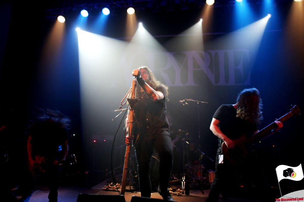 Anomalie live on Stage