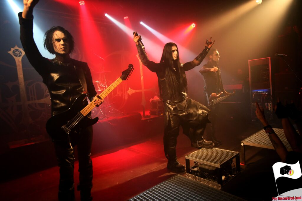 Nachtblut live on Stage