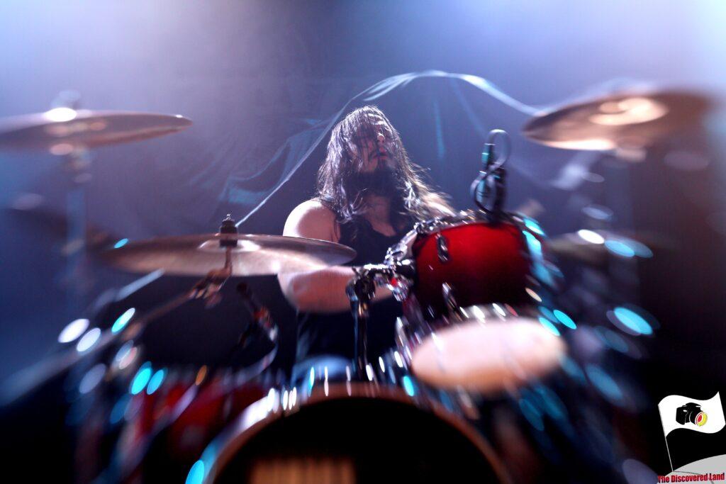 Motorowl Drums