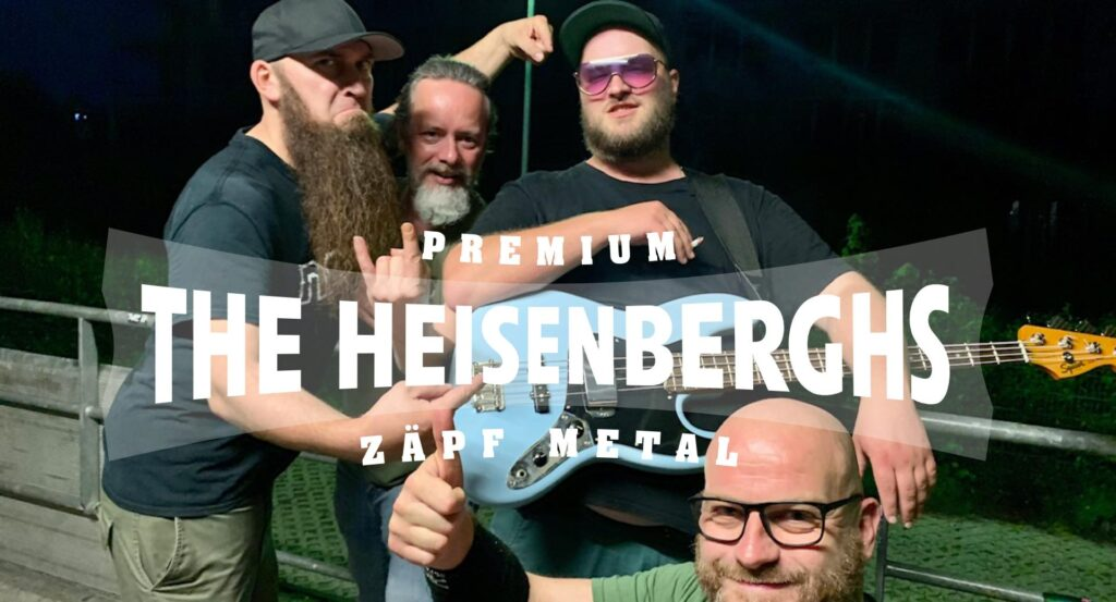 The Heisenberghs Band