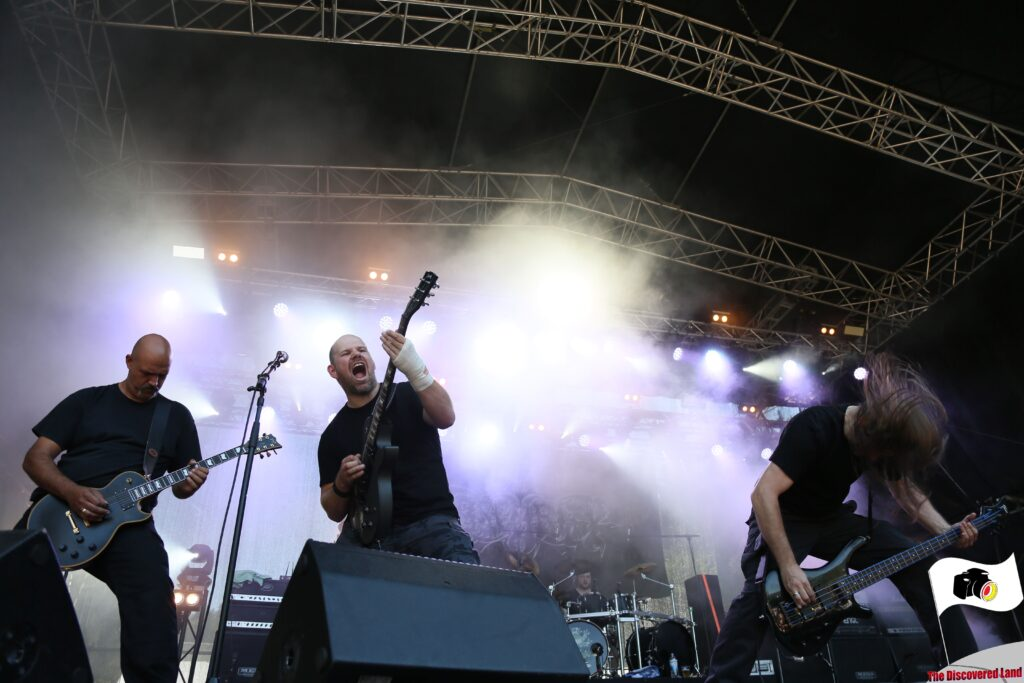 Obscurity live on Stage
