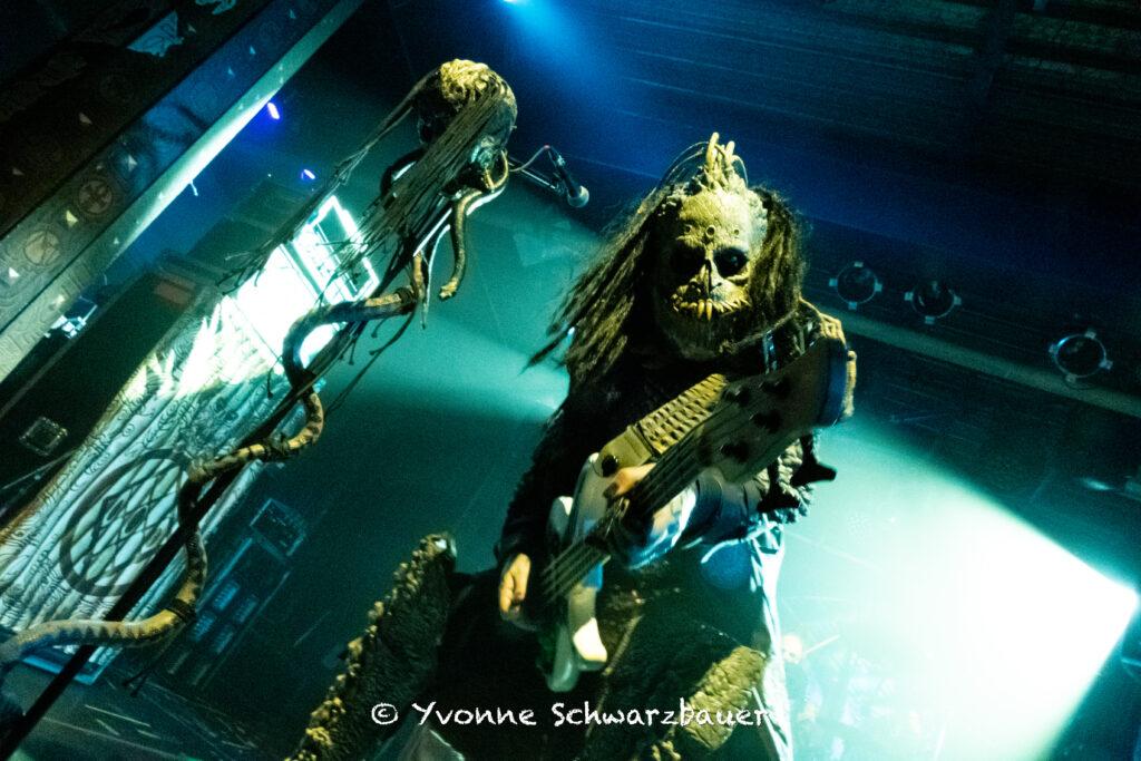 Bassist of Lordi: Hiisi