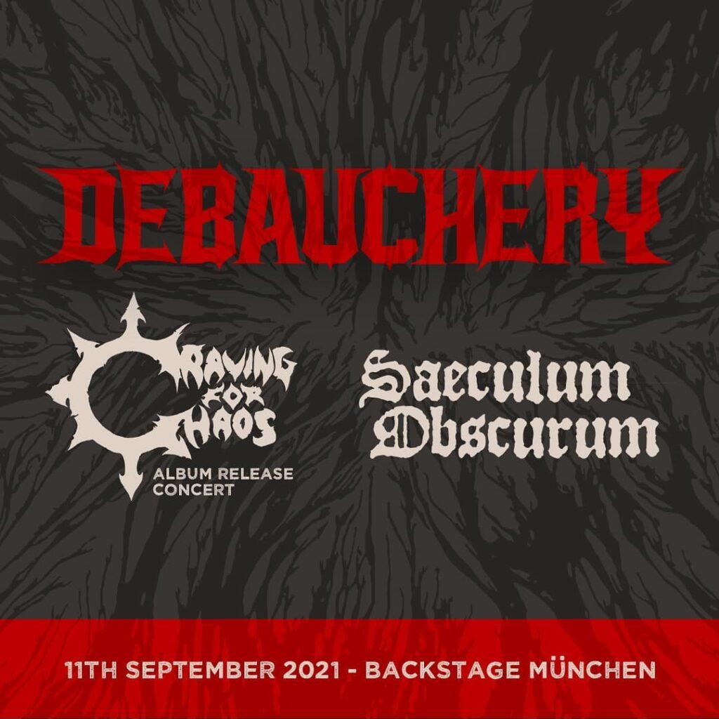 Debauchery, Craving For Chaos, Saeculum Obscurum