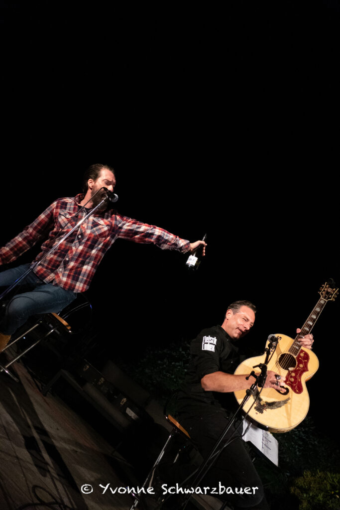 On Stage: The BossHoss